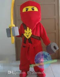 Lego Ninjago Costumes Halloween Lego Ninjago Mascot Costume Halloween Halloween Birthday Wedding