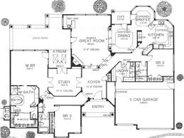 house plans with indoor pool luxury ranch house plans with indoor pool adhome