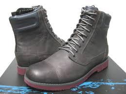 teva s boots canada teva durban grey leather mens boots us12 uk11 eu45 5