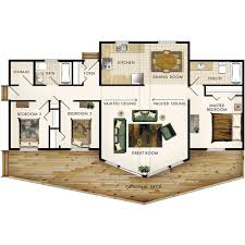 House Specs by Beaver Homes And Cottages Aurora Ii