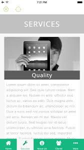 Neque Adipiscing An Cursus by Mobile Apps Design Templates Appszero