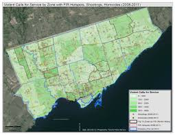 Physical Map Of Canada by Map Of Toronto Crime Stats U2013 Don Tai Canada Blog