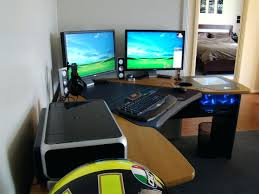 dual desk office ideas desk dual monitors home office ideas 82 impressive dual monitors