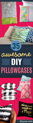 Home Decorating Sewing Projects Diy Pillowcases Easy Sewing Projects For Pillows Bedroom And