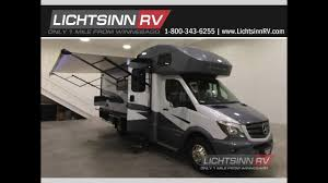 lichtsinnrv com new itasca by winnebago navion 24d youtube
