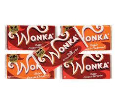 wonka bars where to buy collection of five prop wonka chocolate bars from tim burton s