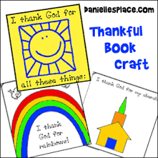 thanksgiving craft for preschool thankful book bible craft for
