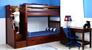 Top Bunk Beds Bunk Bed Storage Ideas Bunk Beds With Drawer Stairs Startling