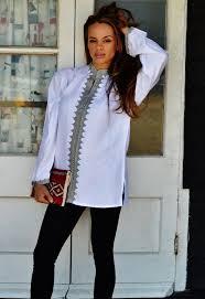 petit ami blanc marocain kalina chemise parfait par