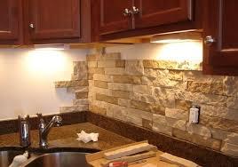 Backsplash For Kitchen With Granite Low Cost Tile Backsplash Ideas For Granite Countertops Regarding
