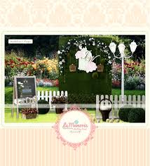 wedding backdrop garden garden themed photobooth by la memoria wedding event photobooth