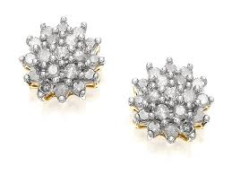 diamond earrings for sale diamond earrings sale cheap diamond earrings f hinds jewellers