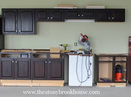 how to hang garage cabinets best how to install garage cabinets 88 in perfect home decoration