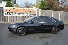 honda accord used for sale 2005 honda accord ex black sedan car sale