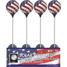 solar led stake lights solaris americana solar stake light slc528bb 9 do it best
