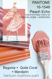Peach Pantone 2016 Trends Pantone Color Forcast Refunk My Junk