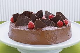 Chocolate Raspberry Recipes Chocolate Raspberry Torte Kraft Recipes
