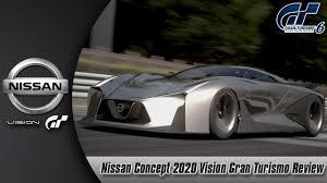 nissan supercar concept gran turismo 6 nissan concept 2020 vision gran turismo review