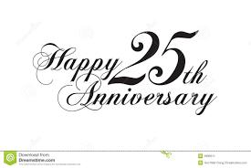 25 year wedding anniversary 25 year wedding anniversary clipart 25 year wedding anniversary