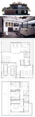 modern home design plans best 25 modern house plans ideas on modern floor
