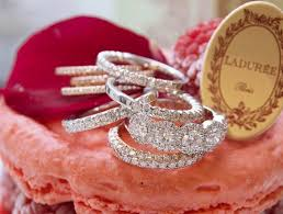 stackable wedding rings engagement ring set archives oh so