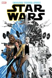 star wars coloring book announced by marvel nerdist