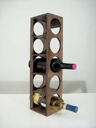 proman rutherford 5 bottle tabletop wine rack u0026 reviews wayfair