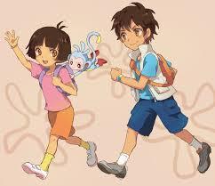diego dora explorer zerochan anime image board