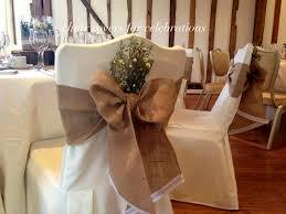 Chair Tie Backs Wedding Ideas Chair Covers