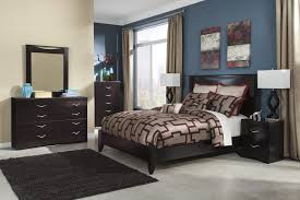 Bedroom Dresser Zanbury 4 Pc Bedroom Dresser Mirror Panel Bed B217 31