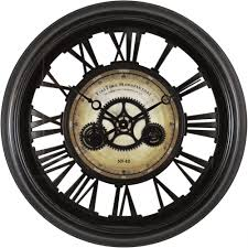 decorative clock stunning design large decorative wall clock unbelievable
