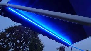 patio awning lights