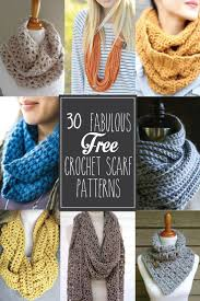 simple pattern crochet scarf i think a cute crochet scarf might be one of my favorite things to