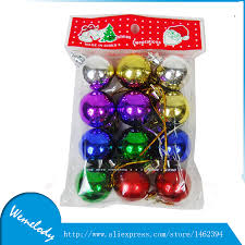plastic tree ornaments lights decoration