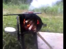 Diy Tent Wood Stove Proto 1 Youtube - homeless camping stove made from a trashed mailbox youtube