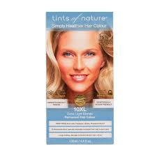 Light Golden Blonde Hair Color Tints Of Nature Conditioning Permanent Hair Color 9d Very Light