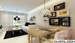 Living Room And Dining Table Home Designs Pinterest Living - Living room design singapore