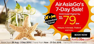 airasia bandung singapore airasia singapore airlines promotion and online booking september 2016