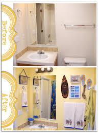 Kids Bathroom Makeover - kids bathroom gets a makeover everyday mom ideas