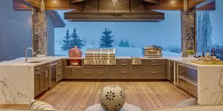 how to clean the outside of kitchen cabinets u shaped outdoor kitchens ideas for the backyard