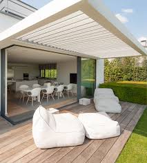 Pergola Roofing Ideas by Louvretec Opening Pergola Roofs Pergola Pinterest Pergola