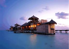the birth of the over water bungalow a travel writer u0027s world