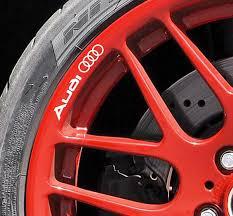 audi decals audi wheel lip stickers decals4wheels com