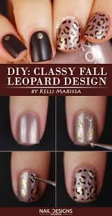 5 chic fall nail ideas to fall in love with naildesignsjournal com