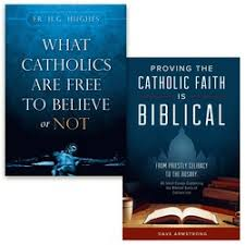 what catholics are free to believe or not proving the catholic