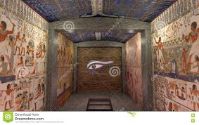 Ancient Egypt Interior Design A 3d Animation Of A Tomb In Ancient Egypt A Greenscreen At The End
