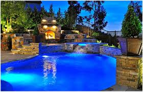 backyards stupendous backyard landscaping ideas swimming pool