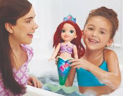The Little Mermaid Bathroom Set Colors Of The Sea Ariel Toy Reviews The Toy Insider