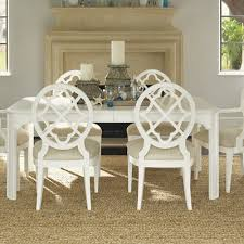 Tommy Bahama Dining Room Furniture Tommy Bahama Home Ivory Key Extendable Dining Table U0026 Reviews