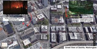 Maps Seattle Naughty Dog U0027s The Last Of Us Part Ii May Be Set In Seattle Washington